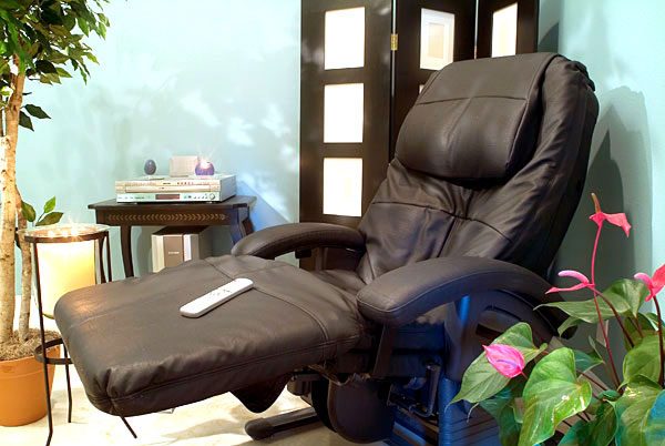 Sarasota Smile Design - Massage Chair